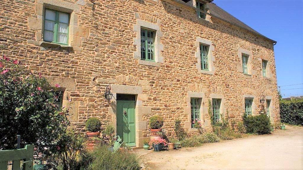 Magnifique demeure de famille Finistère Sud