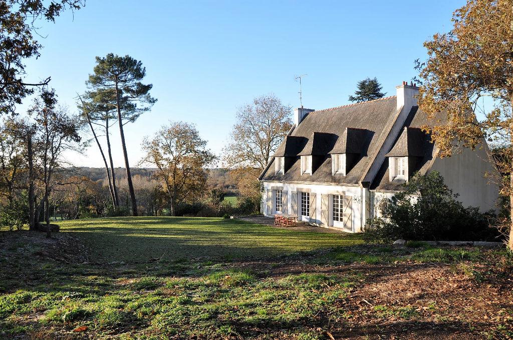 Grande maison de famille 5 chambres vue rivière Pont L'Abbé