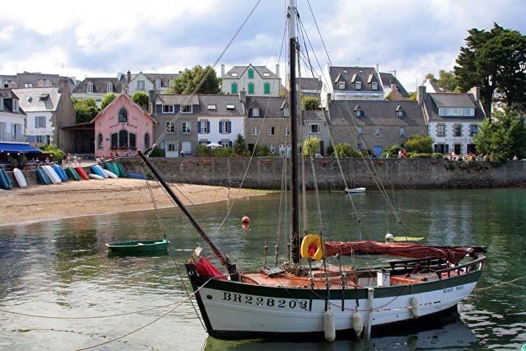 Sainte Marine, port et commerces à pied, jolie maison de 160m2 en parfait état!