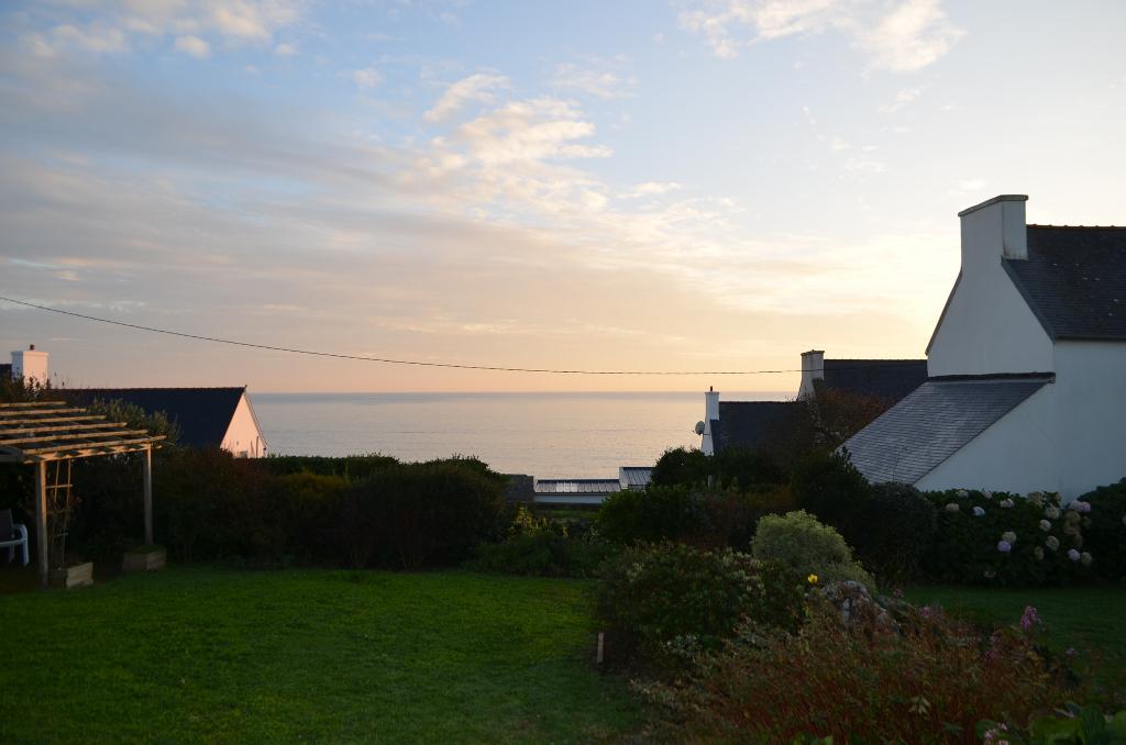 Maison Plouhinec vue mer